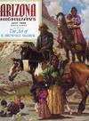 image of ARIZONA HIGHWAYS : THE ART OF R. BROWELL McGREW : July 1969, Volume XLV (45), No 7