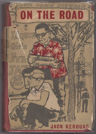 (London): Andre Deutsch, 1958. Hardcover. Fair/Fair. First English edition. A worn, fair only copy, ...
