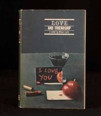 Love and Friendship by Alison Lurie - First edition. - 1962 - from Rooke Books and Biblio.com