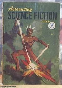 image of Astounding Science Fiction; Volume VI [6] Number 4[ British Edition), June 1948