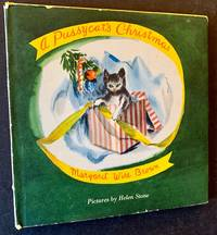 A Pussycat's Christmas by Margaret Wise Brown - First Edition - 1949 - from Appledore Books, ABAA (SKU: 17898)