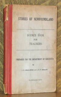 image of STORIES OF NEWFOUNDLAND, SOURCE BOOK FOR TEACHERS PREPARED FOR THE DEPARTMENT OF EDUCATION