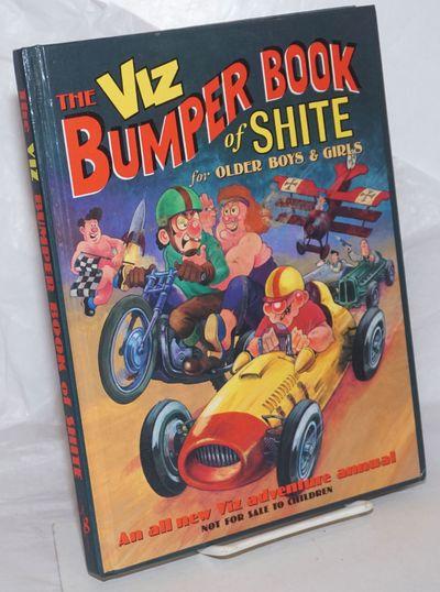 London: House of VIZ / John Brown Publishing Ltd, 1993. Hardcover. 81p. plus two color plates on ins...