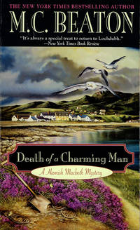 Death of a Charming Man (Hamish Macbeth Mysteries, No. 10) by  M. C Beaton - Paperback - 1995 - from Diatrope Books and Biblio.co.uk