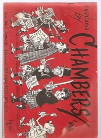 image of CARTOONS BY CHAMBERS '66 PUBLISHED DURING THE PAST YEAR IN THE  CHRONICLE-HERALD AND THE MAIL-STAR