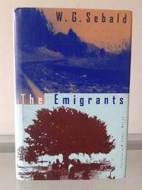 The Emigrants by W.G. Sebald - First Edition - 1996 - from MDS Books and Biblio.com