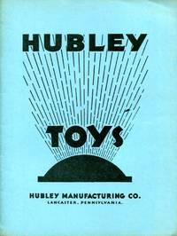 Hubley Cast Iron Toys: Catalog No. 3