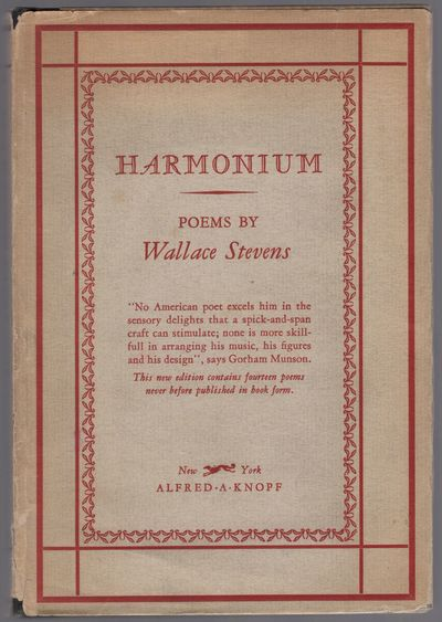 New York: Alfred A. Knopf, 1931. Hardcover. Fine/Near Fine. First revised edition. Quarter black clo...
