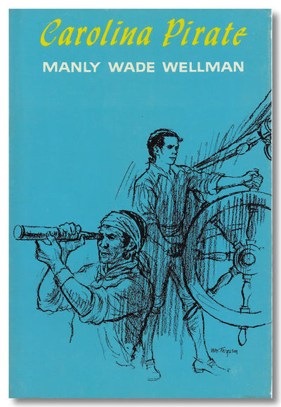 New York: Ives Washburn, 1968. Blue cloth (the trade binding). Fine in very near fine dust jacket wi...