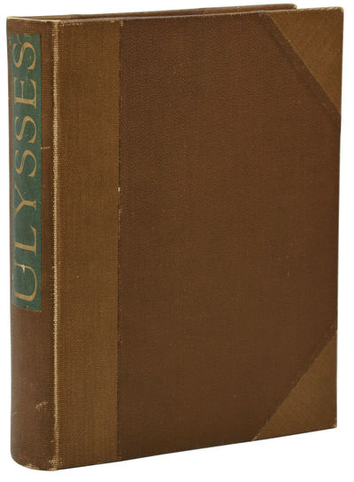 Paris: Shakespeare and Company, 1926. Hardcover. Very Good. Eighth printing, and the first to have t...