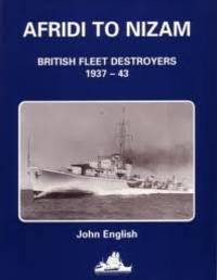 Afridi to Nizam by John English - Paperback - from SeaWaves Press and Biblio.com