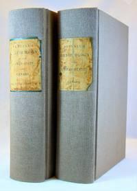 Manual of the Ornithology of the United States and Canada. Volume I, Land Birds; Volume II, Water Birds.