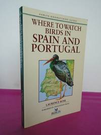 WHERE TO WATCH BIRDS IN SPAIN AND PORTUGAL