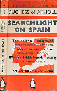 Searchlight on Spain. Penguin Special No S4