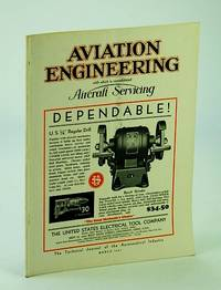 Aviation Engineering (Magazine), With Which is Consolidated Aircraft Servicing - The Technical Journal of the Aeronautical Industry, March (Mar.) 1931 - The Merrill Movable Wing Stagger Decalage Biplane