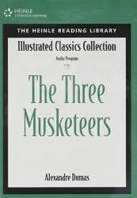 image of Three Musketeers (Heinle Reading Library)