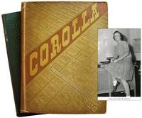 The Corolla, 1947 and 1948 [Her College Yearbook - Two Volumes]