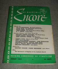 image of The Magazine Encore for August 1942