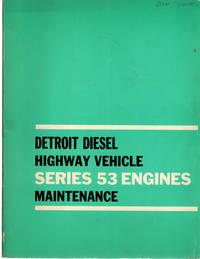 """image of Highway Vehicle """"53"""" Engines Detroit Diesel Maintenance"""