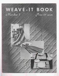Weave-It Book Number 7