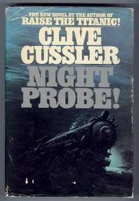 NY: Bantam, 1981. First edition, first prnt. Signed by Cussler on the front free endpage. Also, abov...