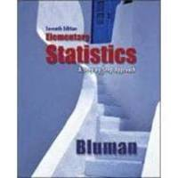 image of Elementary Statistics: A Step by Step Approach