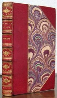 London: Bradbury & Evans, 1846. 1st edition, 4th issue (Eckel, p. 122; Smith II, 8). Modern red half...
