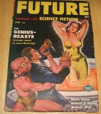image of Future Combined with Science Fiction Stories Vol. 1 No. 5 January 1951