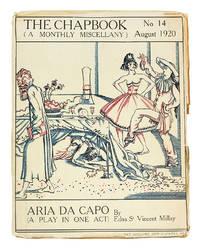 Aria da Capo. (A Play in One Act).
