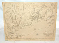 An Accurate Map of Rhode Island, Part of Connecticut and Massachusets Shewing Admiral Arbuthnot's Station in Blocking up Admiral Ternay