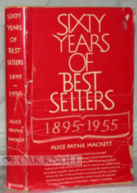 60 YEARS OF BEST SELLERS, 1895-1955