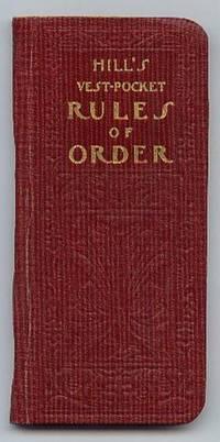 Hill's Vest-Pocket Rules of Order