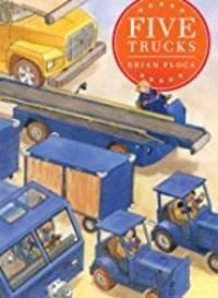 Five Trucks (SIGNED COPY)