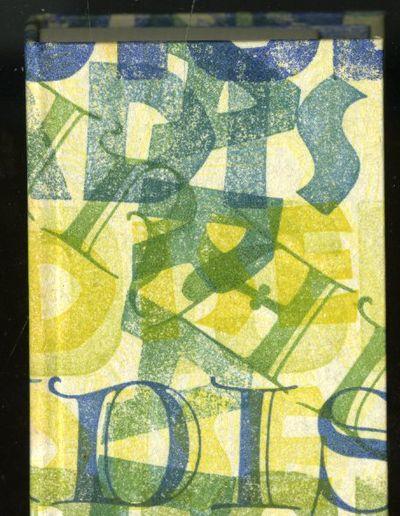 Santa Cruz: Peter & Donna Thomas, 1999. First Edition. Hardcover. Fine Condition. Box with text moun...