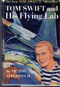 image of Tom Swift and His Flying Lab (#1 in Series)