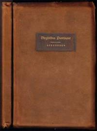 Virginbus Puerisque An Essay In Four Parts