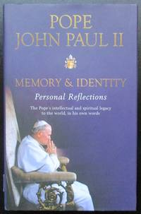 image of Memory and Identity. Personal Reflections.