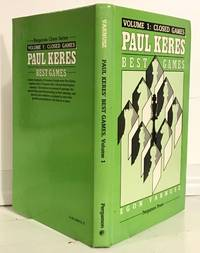 Paul Keres' Best Games: Closed Games (Cadogan Chess Books) (English and Hungarian Edition)