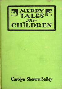 image of Merry Tales for Children: Best Stories of Humor for Boys and Girls