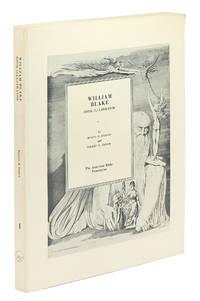 William Blake Book Illustrator: Volume I.