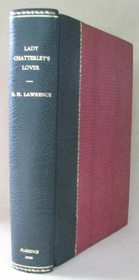 image of Lady Chatterley's Lover.
