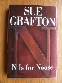 N is for Noose by  Sue Grafton - First edition first printing - 1998 - from Scene of the Crime Books, IOBA (SKU: biblio15711)
