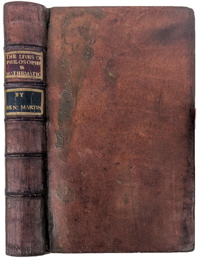 London:: W. Owen, 1764., 1764. 8vo. , 565, pp. Engraved frontis. of Isaac Newton, index. Original fu...