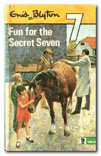 image of Fun For The Secret Seven