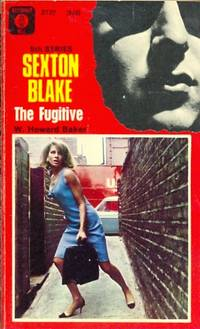 The Fugitive. Sexton Blake Library 5th Series No. 16