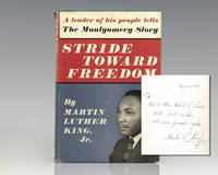 image of Stride Toward Freedom: The Montgomery Story.