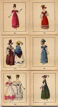 image of La Mode Feminine 1820-1900