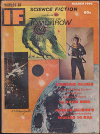 If: Worlds of Science Fiction, March 1968 (Volume 18, Number 3, Issue 124)