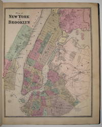 Atlas of New York and Vicinity