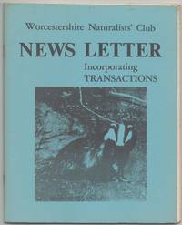 image of News Letter incorporating Transactions. Vol.3 No.10 August 1978